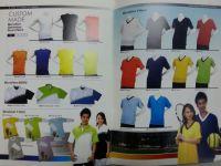 Uniform (T-Shirt, Shirt, Jacket)