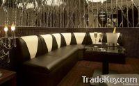 sofa, KTV's sofa, club sofa