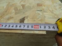 9MM 12MM 15MM 18MM  osb with  MR glue