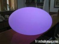 LED Flat bulb lamp