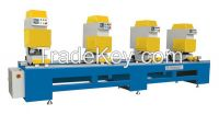 Heavy-duty Four-Head Seamless Welding Machine for Plastic Doors and Wi