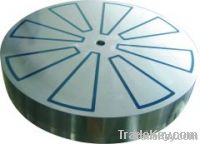 round electro permanent magnetic chuck