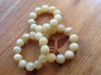 amber white bracelet Bracelet