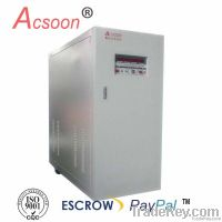 desidn 45kva voltage and frequency stabilizer