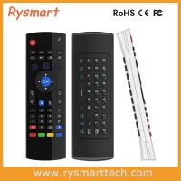RF 2.4G Wireless Mini Air Mouse Remote Control for Laptop PC Android Google TV Box MX3