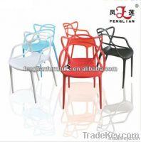 PP Modern Italy Design Leisure Master Plastic Chair