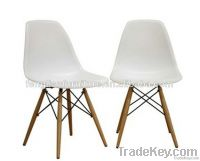 2014 new modern plastic leisure garden chair/dining chair