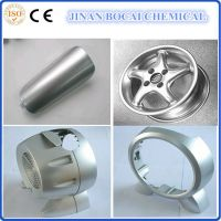High quality aluminum paste with bright sparkling effect