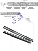 SINGLE AND TWIN SCREW BARREL FOR INJECTION AND EXTRUDER MACHINE