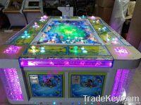 Fishing game machine