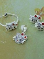 Silver Accessories Sets for kids