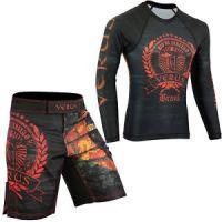 Rashguard MMA short