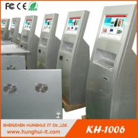 Touch Screen Interactive Information Kiosk / Information Inquiry Terminal