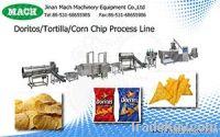 Corn Chips Tortilla Doritos Process Line
