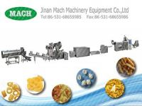 2D 3D pellet snack food machinery