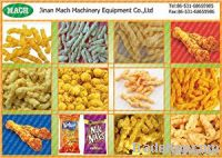 Corn Curl /Kurkure/Nik Nak/Cheetos Snacks Process Machines