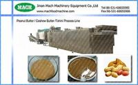Peanuts/Sesame/Nuts Butter Processing Line