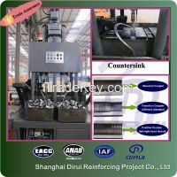 Shanghai dirui DGS-40Z automatic tapping machine coupler making machine price