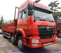 Promo SINOTRUK HOHAN 8X4 CARGO TRUCK  Euro II 290 hp Load 30-52 ton