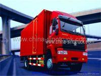 Promo SINOTRUK SWZ 4X2 CARGO TRUCK  Euro II 290 hp Load 20-40 ton