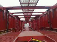 15 or 18m Vehicle transport trailer, car carrier