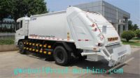 Promo SINOTRUK HOWO 4x2 Compacted Garbage truck 12m3