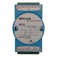 Four switch input four relay output RS485/232 Remote Module