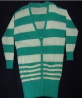 Front Button Full Sleeves Sweater