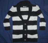 Deep Neck Sweater