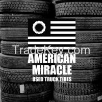 American New & Used Truck Tires / Wholesale Prices