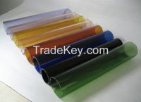 Borosilicate 3.3 glass tubing and rod