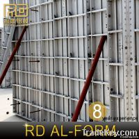 RD aluminum formwork system