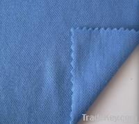 21s cotton pique fabric
