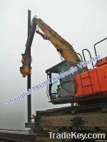 TRUST SCV hydraulic Vibrator