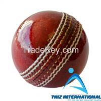 Cricket Balls-Chrome Tanned leather- Inside Cork Core