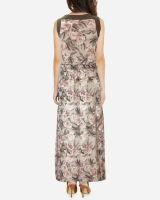 Floral Rolita Maxi Printed Dress