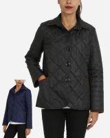 W16JAC909-Capitone Plain Jacket