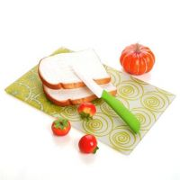 8inch x 12inch tempered glass cutting board