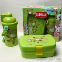 Lunch box&Water bottle sets