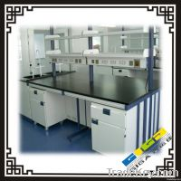 Lab bench GIGIA stainless steel lab furniture