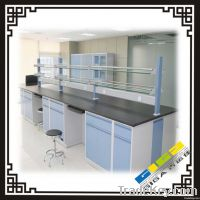 Dental bench GIGIA stainless steel lab furniture