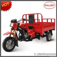 Three wheel motorcycle for Cargo to South America