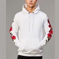 Custom Printed Hoodies & Sweatshirts/ OEM Fashion Custom Embroidery Fleece