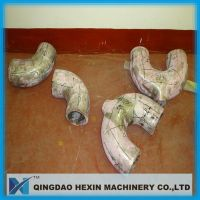 pipe fitting bend