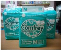 Dry Surface,Soft Breathable Absorption Disposable Type adult Incontinent diaper Comfrey OEM