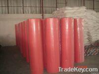 Spunbonded non-woven production line