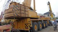 Used mobile crane 150 ton, demag AC435