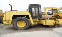 Single Drum Road Roller Used Bomag Bw219d-2