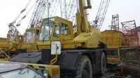 Used tadano crane rough terrain 25 ton, ,low price