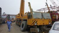 Used demag AC435 /mobile crane 150 ton, Used Cranes